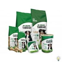 bio natuurlijke hondenvoeding vegetarisch