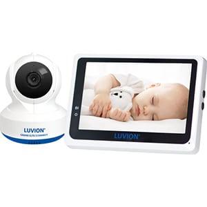 baby monitor met tablet