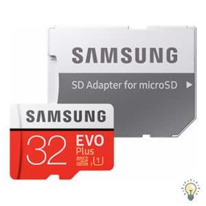 goedkope sd kaart 32 GB