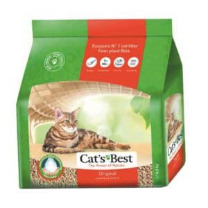 kattenbakvulling biologisch afbreekbaar