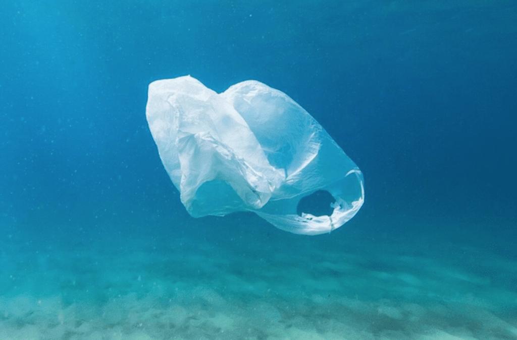 plastic oceaan