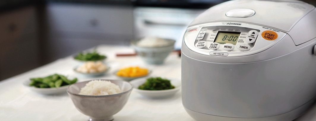 Beste rijstkoker stomer