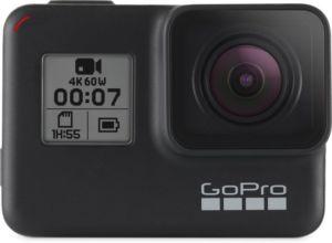 action camera met optische beeldstabilisatie