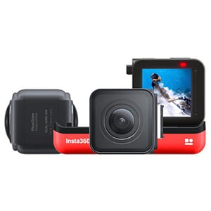 modulaire action camera vervangbare batterij
