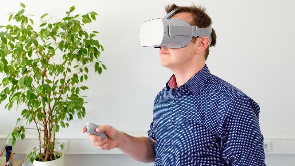 beste VR bril 2019