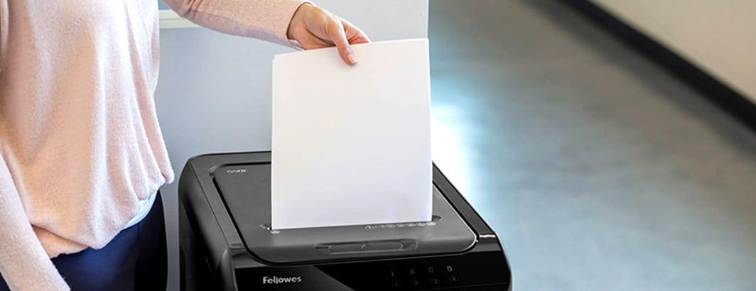 Beste papierversnipperaar 2020