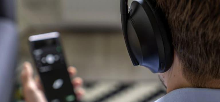 Noise cancelling headphones kopen