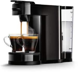 beste koffiemachine met pads