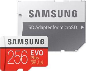 micro SD kaart 256GB