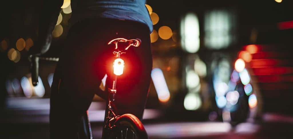 beste achterlicht fiets