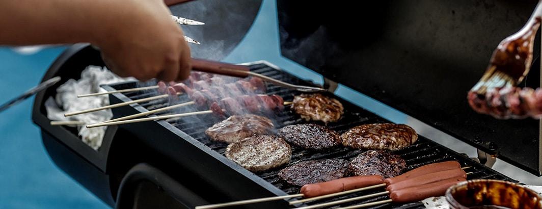 goede keramische barbecue