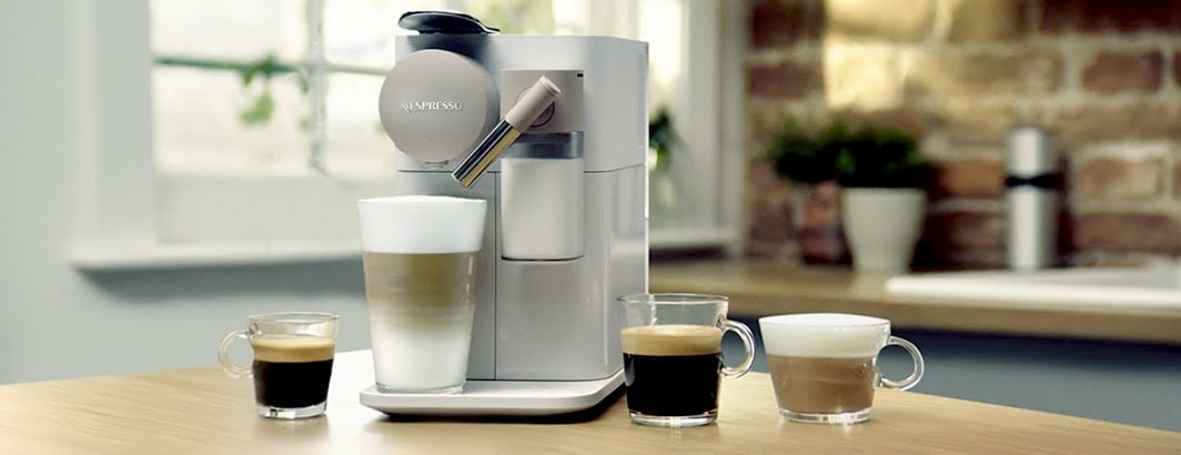 koffiemachine op pads of capsules