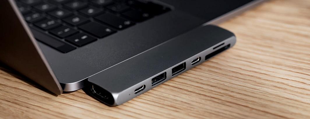 Beste hub voor USB-c