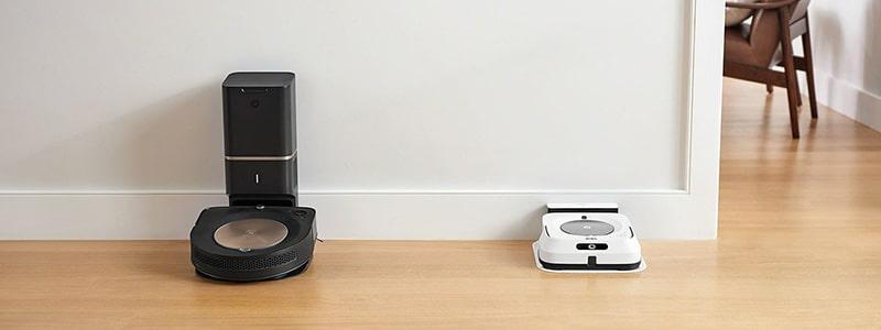 Roomba irobot robotstofzuigers vergelijken