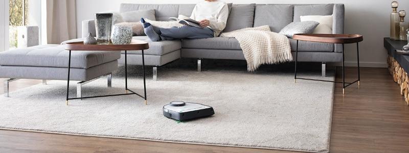 goedkope robotstofzuiger Neato D7 connected