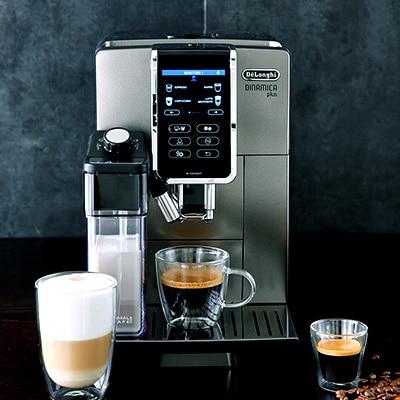 koffiemachine met bonen 2020