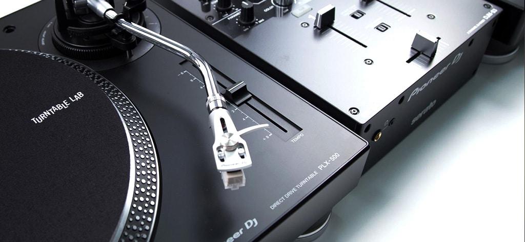 Beste draaitafel voor DJ