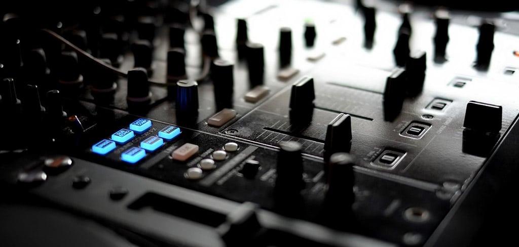 Beste mengpaneel PA mixer
