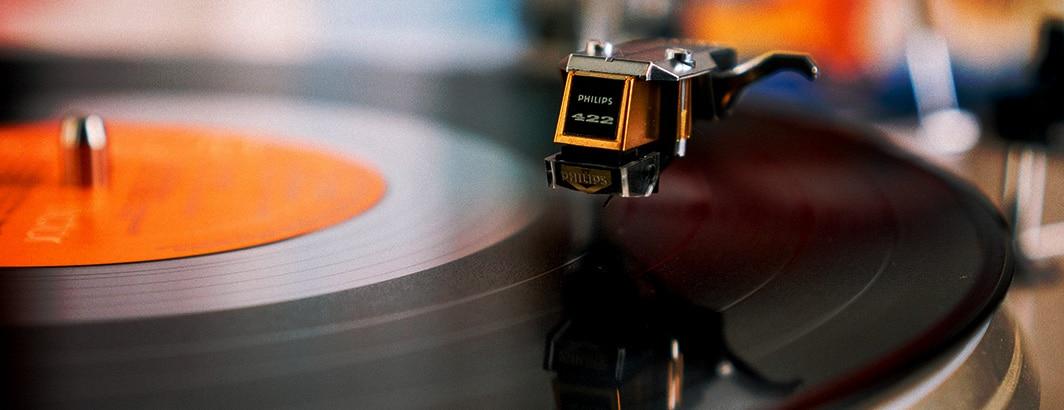 DJ draaitafel pioneer