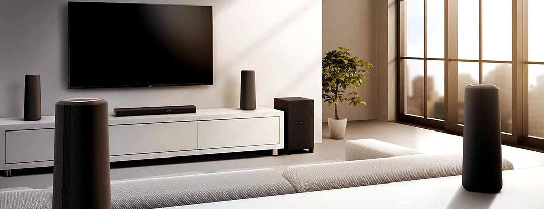 beste home cinema speaker set