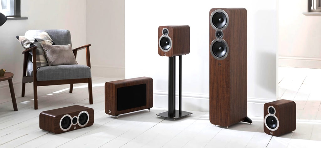 beste homecinema speaker set