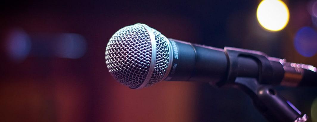 beste mircofoon voor zang