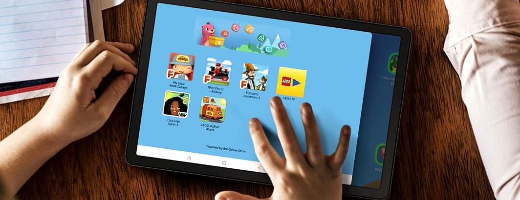 beste tablet voor kinderen