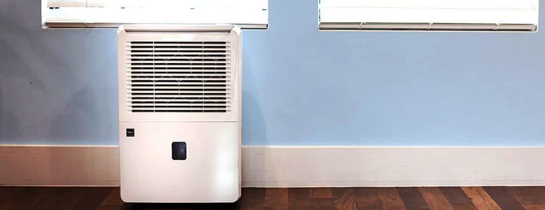 elektrische luchtontvochtiger kopen