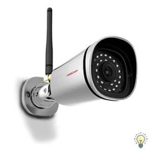 beveiligingscamera KMO