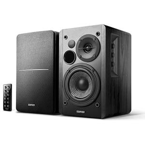 grote speakers met bass thuis