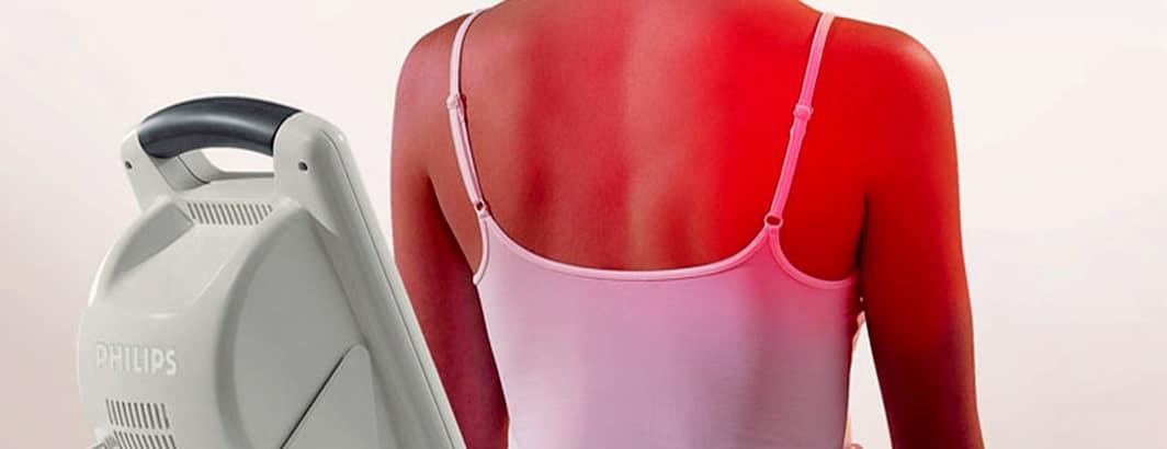 infrarood therapie tegen pijn