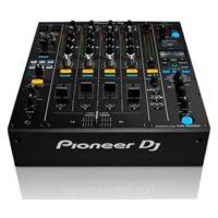 mengpaneel mixer beginnende dj