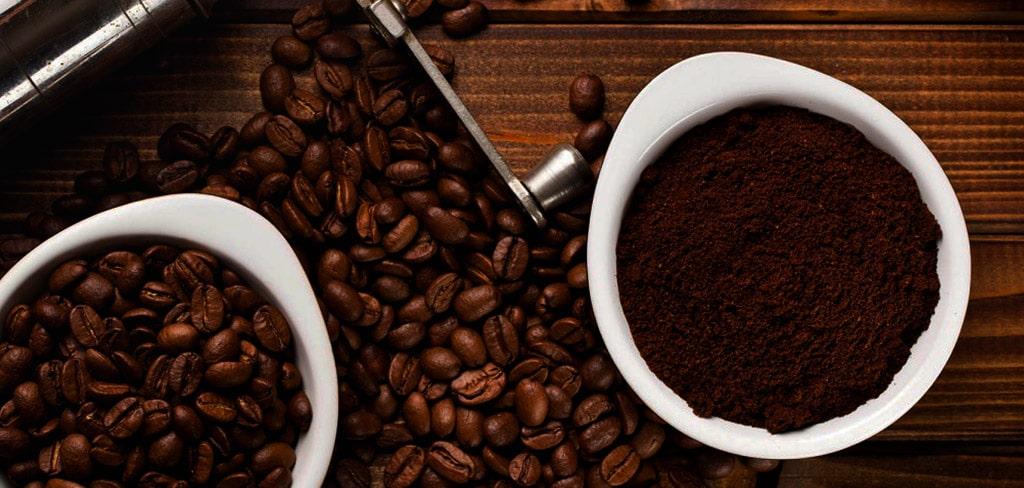 Beste gemalen koffie