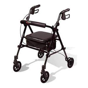 Beste rollator voor senioren