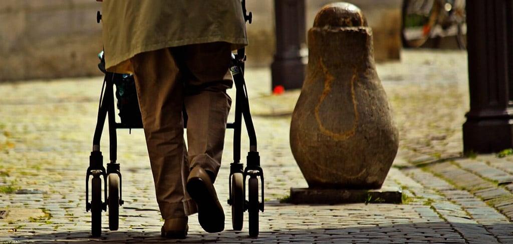 beste rollator ouder senioren bejaarden