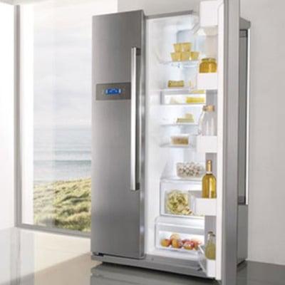 koelkast side by side ontwerp