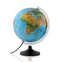 lichtgevende wereldbollen