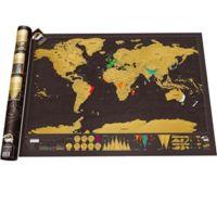 wegkras wereldkaart deluxe