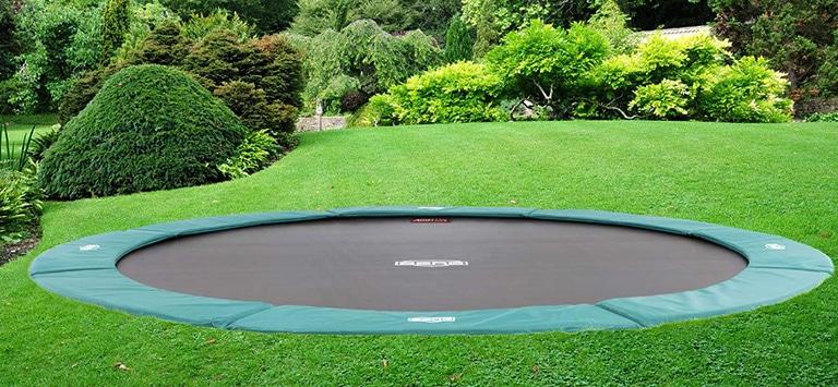 Nieuw Beste trampoline voor de tuin 2020 - vergelijk grote & kleine RG-16
