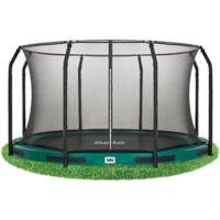 ingebouwde trampoline
