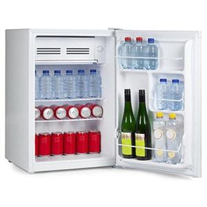 kleine frigo met vriesvak