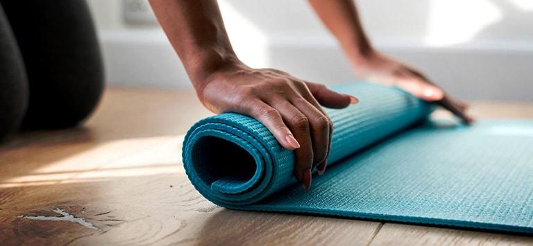 Beste yogamat 2020
