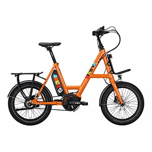 compacte elektrische fiets met goede prijs kwaliteit