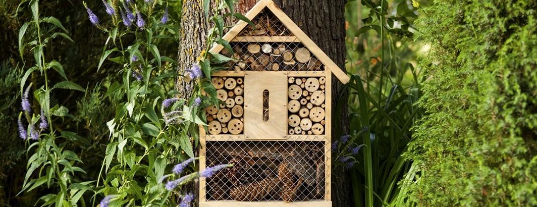 goed insectenhuis voor tuin