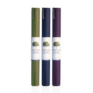 rubberen natuurlijke yoga mat anti slip