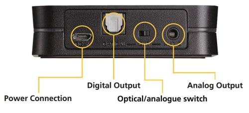 beste audiostreamer