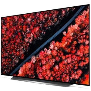 Zeer dunne televisie oled