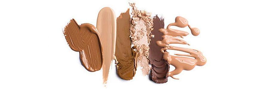 foundation welke kleur