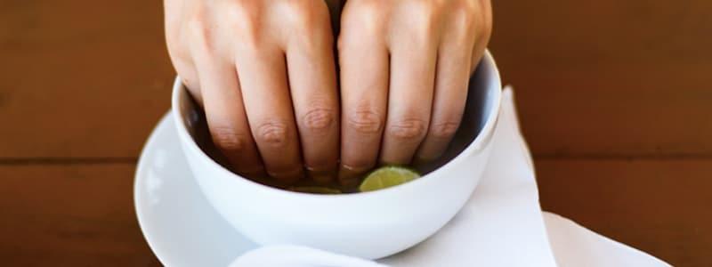 DIY nagellak verwijderen zonder remover
