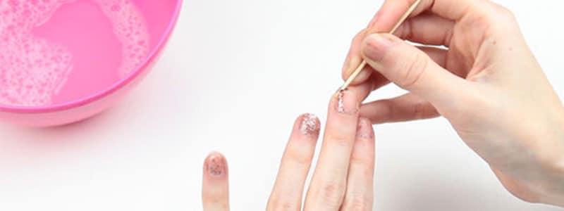 Goede nagellakremover